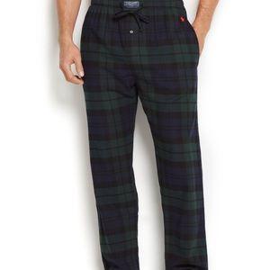 Men's Ralph Lauren Flannel Pajamas Pants- Size S